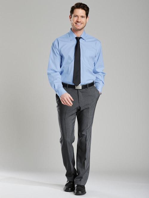 Dressbukse i regular fit-modell