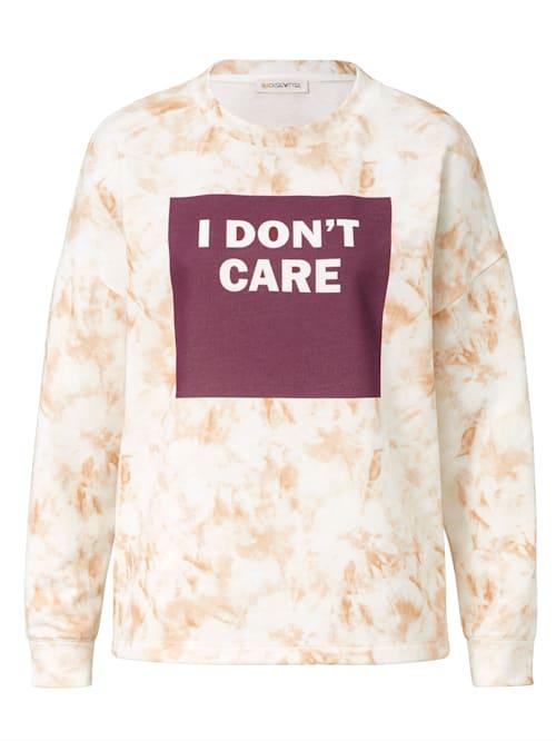 Batiksweatshirt