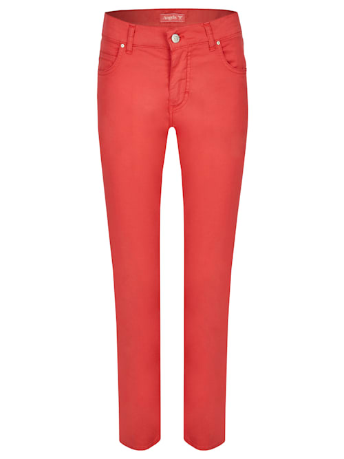 Jeans 'Cici' aus Coloured Denim