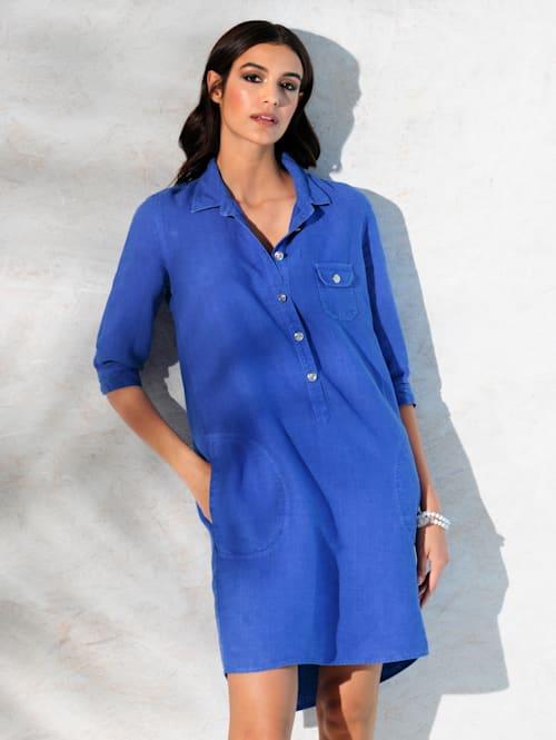 Kleid aus hochwertiger, reiner Leinenqualität