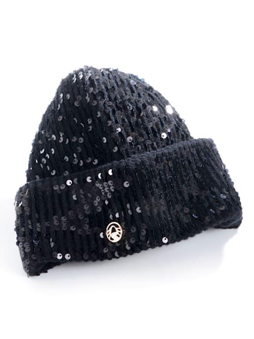 Mütze als Hingucker