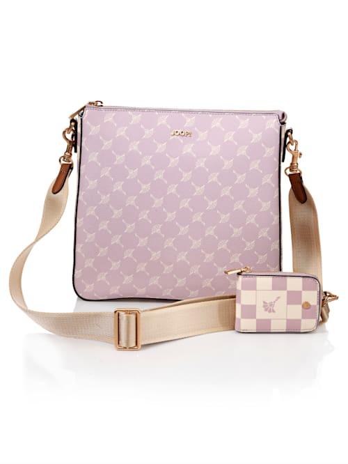Tasche in trendiger Farbe 2-teilig