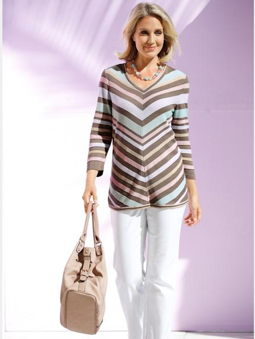 Shopper mit einem abnehmbaren Emma & Kelly-Anhänger