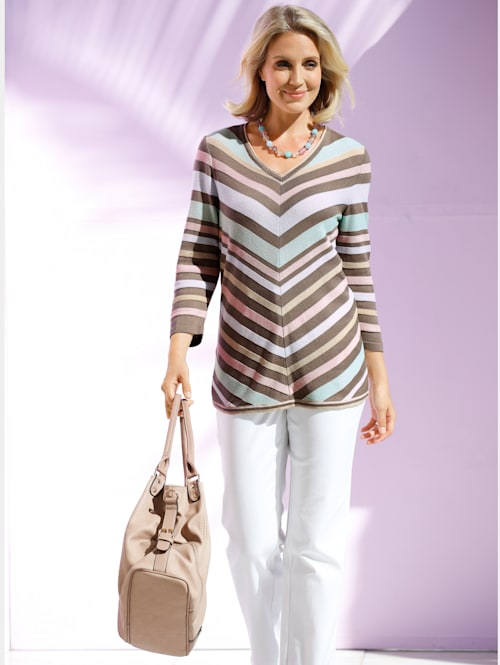 Shopper met afneembare Emma & Kelly-hanger