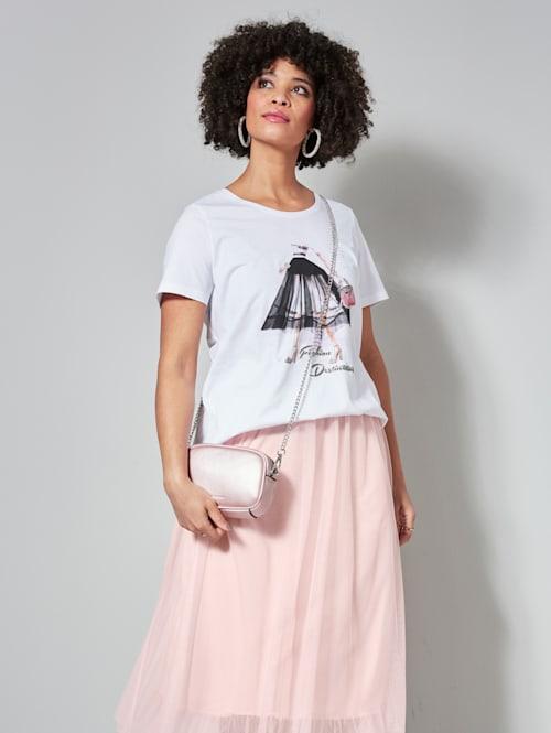 Shirt mit Printmotiv