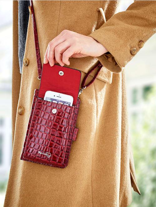 Telefoontasje met portemonnee