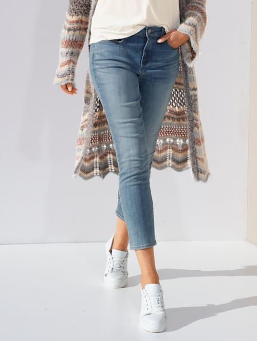 Jeans mit Shaping Effekt