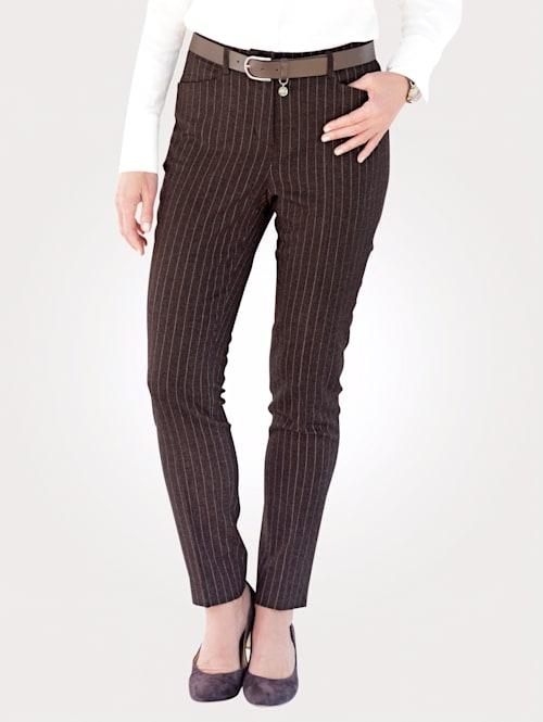 Pantalon en flanelle