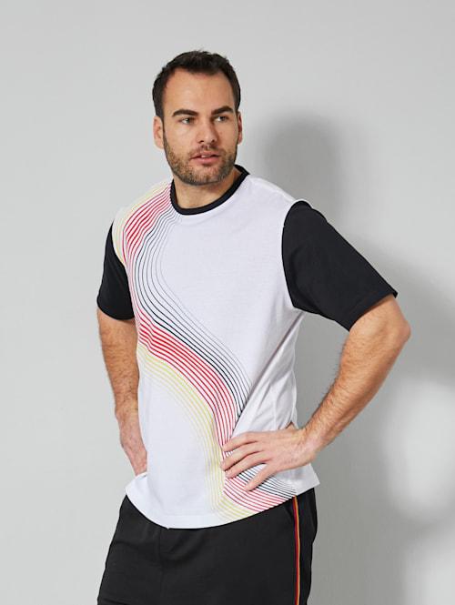 T-Shirt Deutschland-Fanshirt für die EM 2021