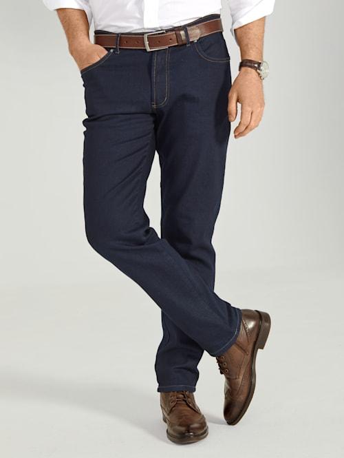 Jeans met powerstretch
