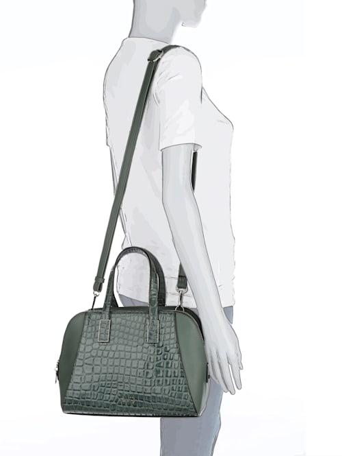 Krokokuosinen käsilaukku