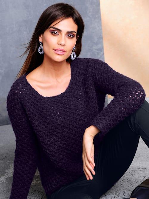 Pullover in hochwertiger kuschelweicher Qualität