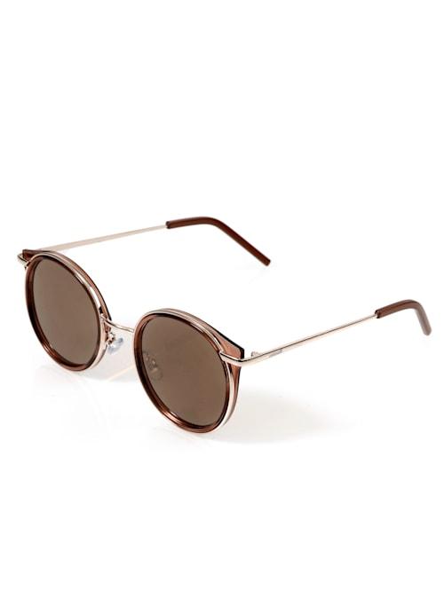 Solglasögon med hel båge