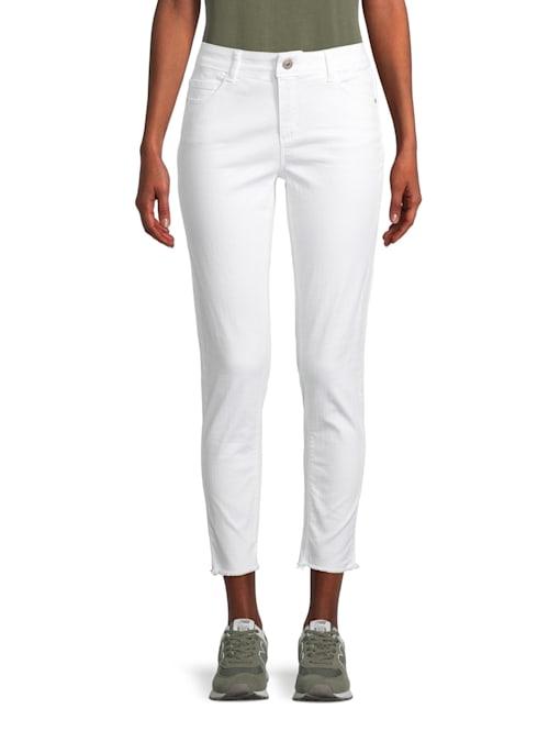 Modern fit jeans Slim Fit Fransen