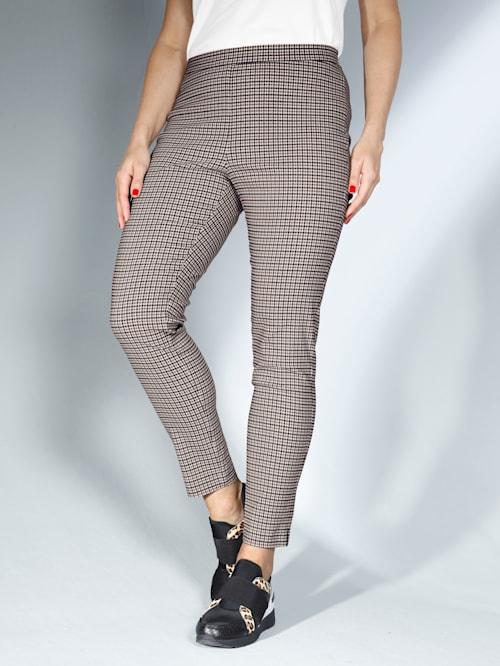 Kalhoty z vysoce elastické bengalin kvality