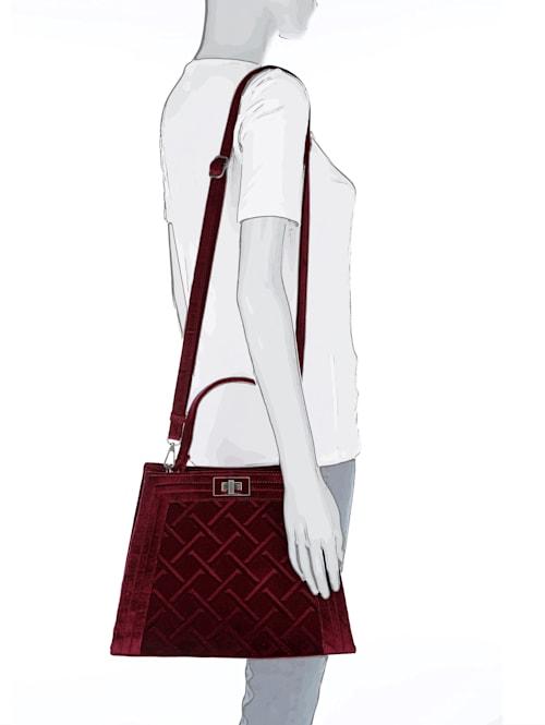 Handtasche mit Steppung