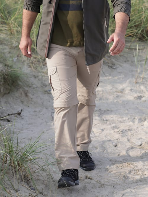 Kalhoty Zipp-Off