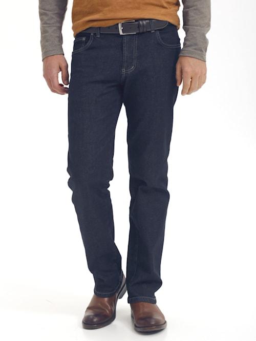 Džínsy v strečovej kvalite