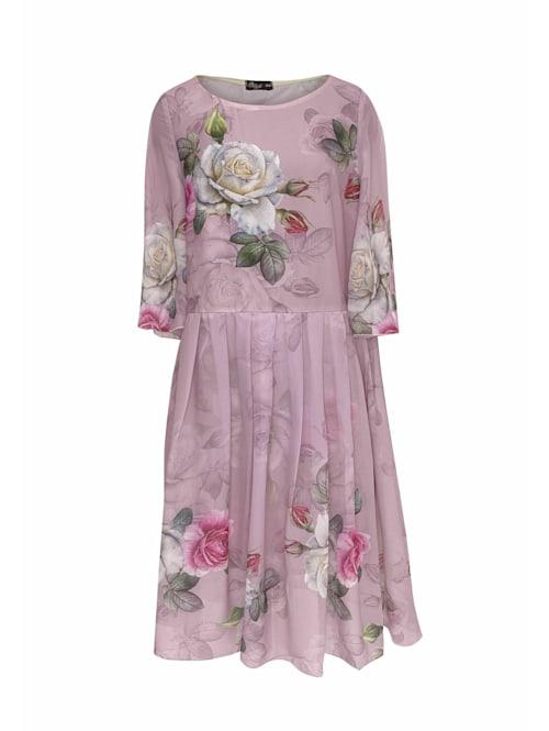 Sommerkleid Midikleid mit Blumenprint