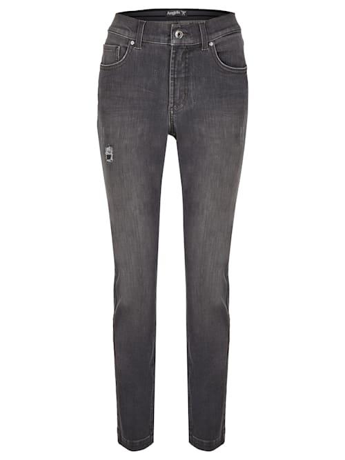 Jeans 'Tama Destroyed' mit Destroyed-Effekten