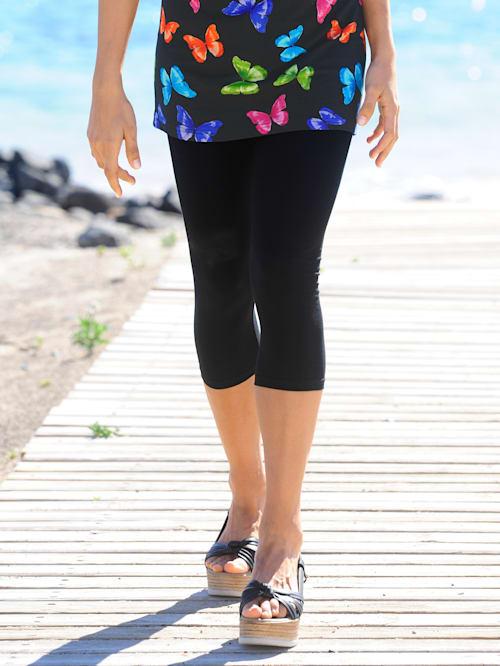 Capri-Leggings als vielseitiger Kombinationspartner