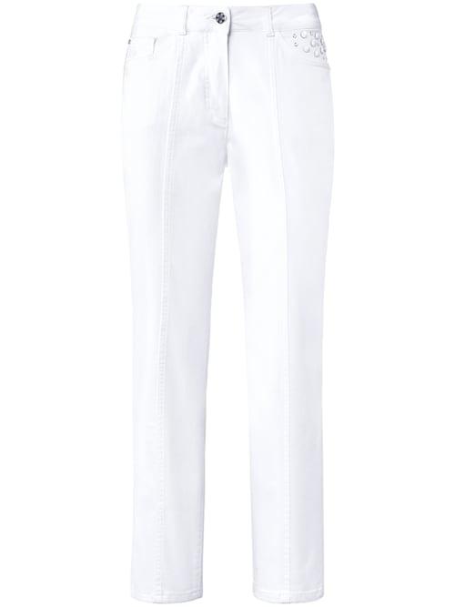 """5-Pocket-Jeans """"Norma"""" mit Ziersteinchen"""