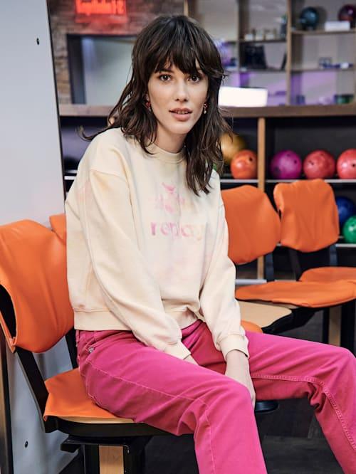 Sweatshirt Batik
