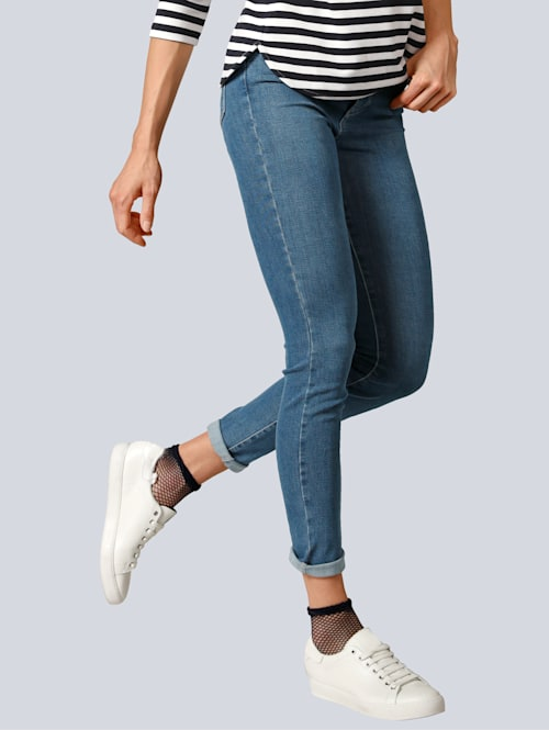 Jeans 'Shakira' in Röhrenform