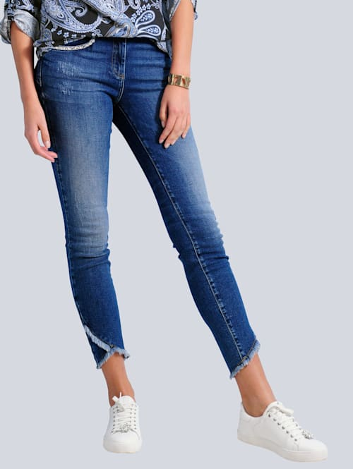 Jeans in Slim Fit Form
