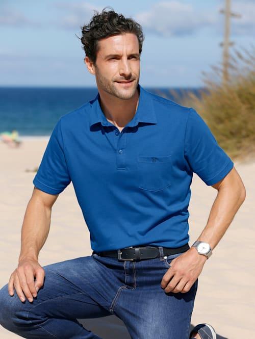 Poloshirt in pflegeleichter Qualität