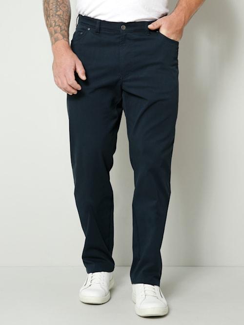 Kalhoty Straight Fit
