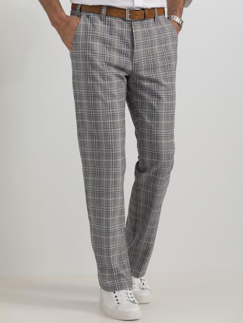 Pantalon en matière haut de gamme