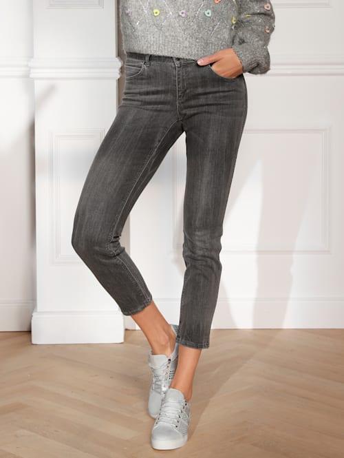 Jeans in modischer Optik