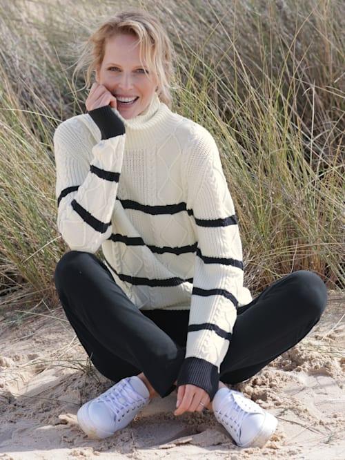 Pullover in hochwertiger fullyfashion Verarbeitung
