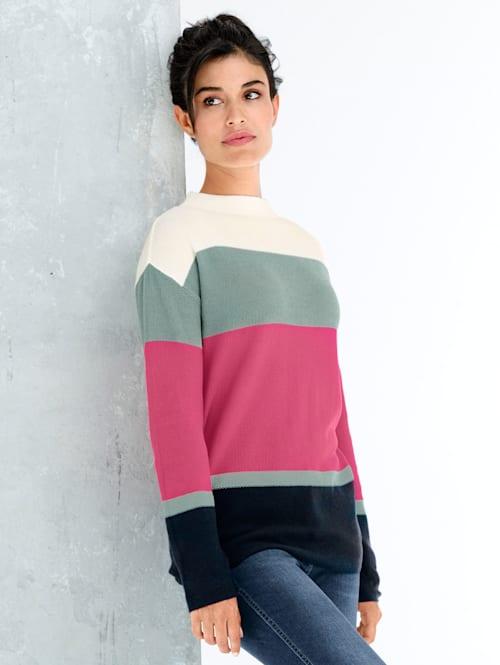 Pullover aus Pima Baumwolle