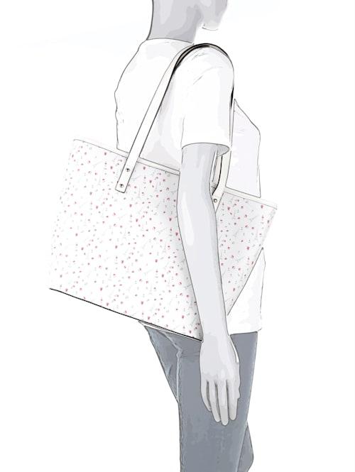 Shopper met klein make-uptasje 2-delig