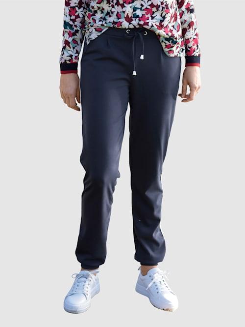 Bukse med galonstriper