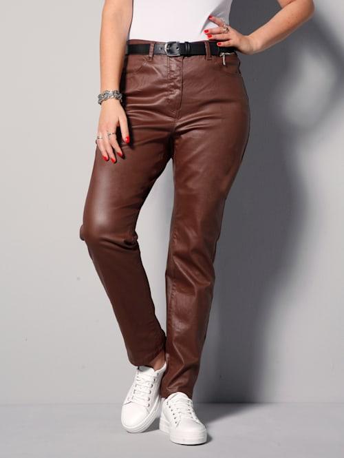 Pinnoitetut housut