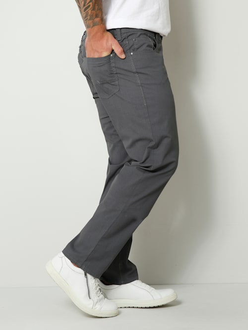 Pantalon de coupe Straight Fit