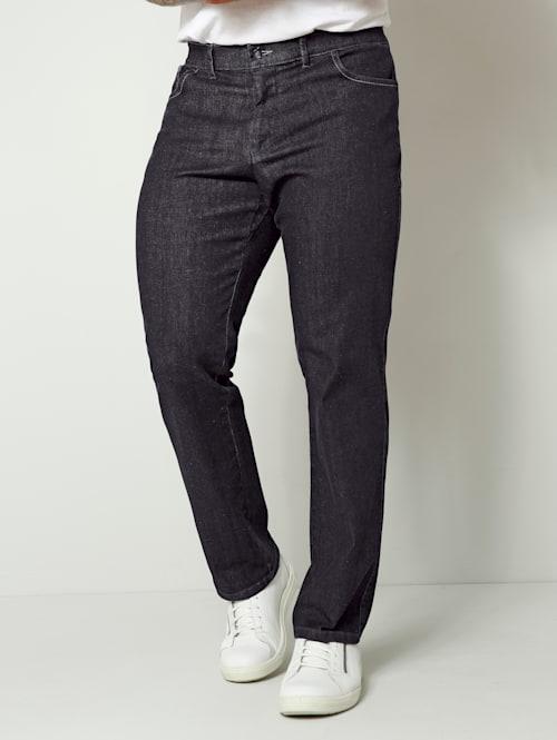 Bi-Stretch Jeans Straight Fit