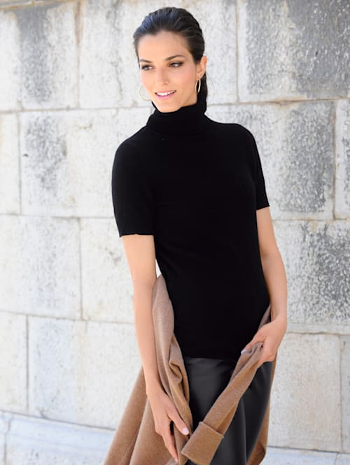 Pullover aus hochwertiger reiner Kaschmirqualität