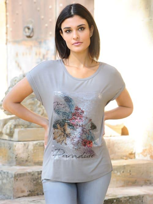 Shirt mit exklusivem Dessin