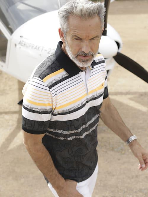 Poloshirt met optimaal comfort