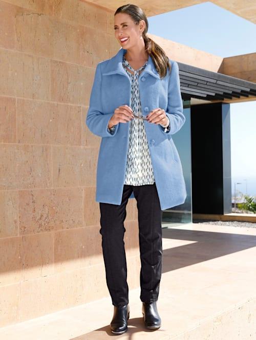 Jacke aus hochwertigem Wollmix