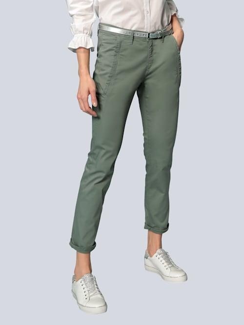 Hose aus softer Baumwolle