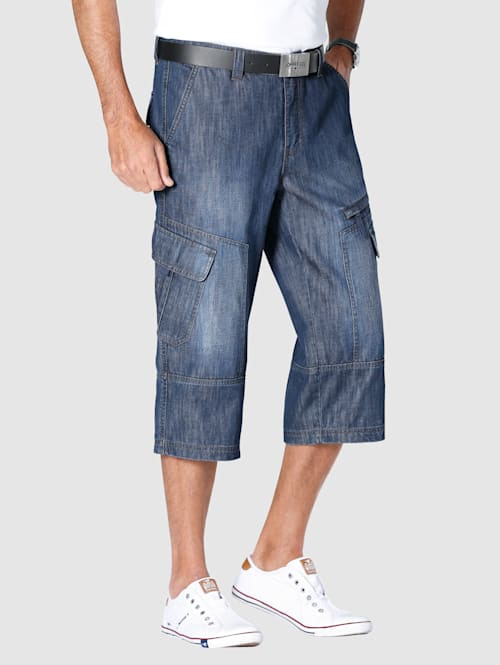 Shorts i skatermodell