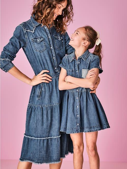 Jeanskleid Kids