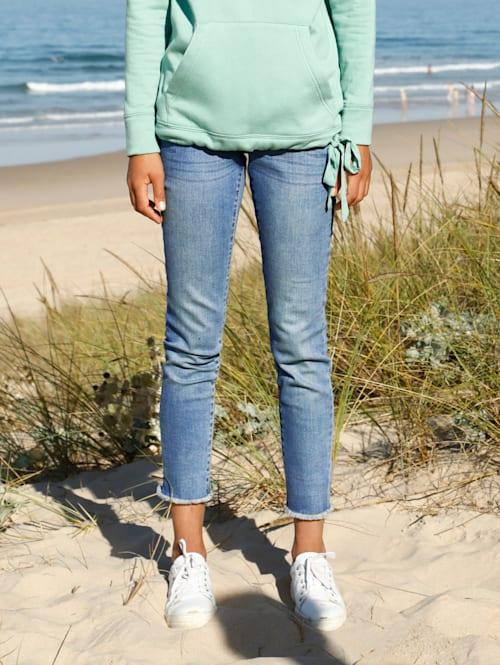 Jeans i ekstra smal modell