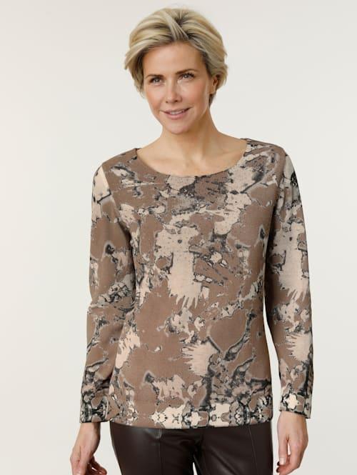 Pullover aus angenehmer Baumwolle