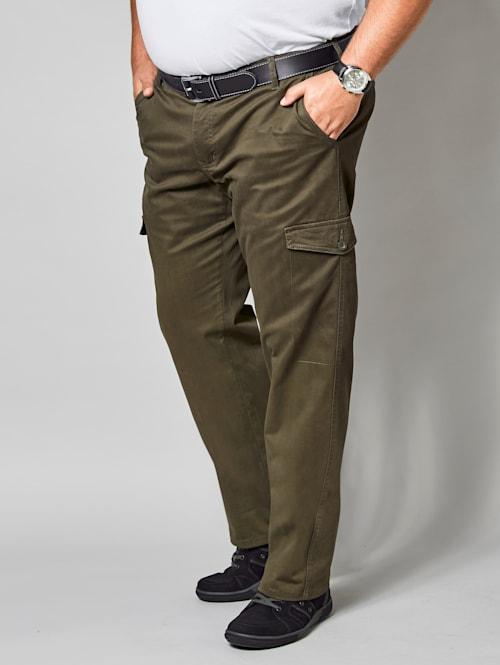 Nohavice s komfortnou pásovkou
